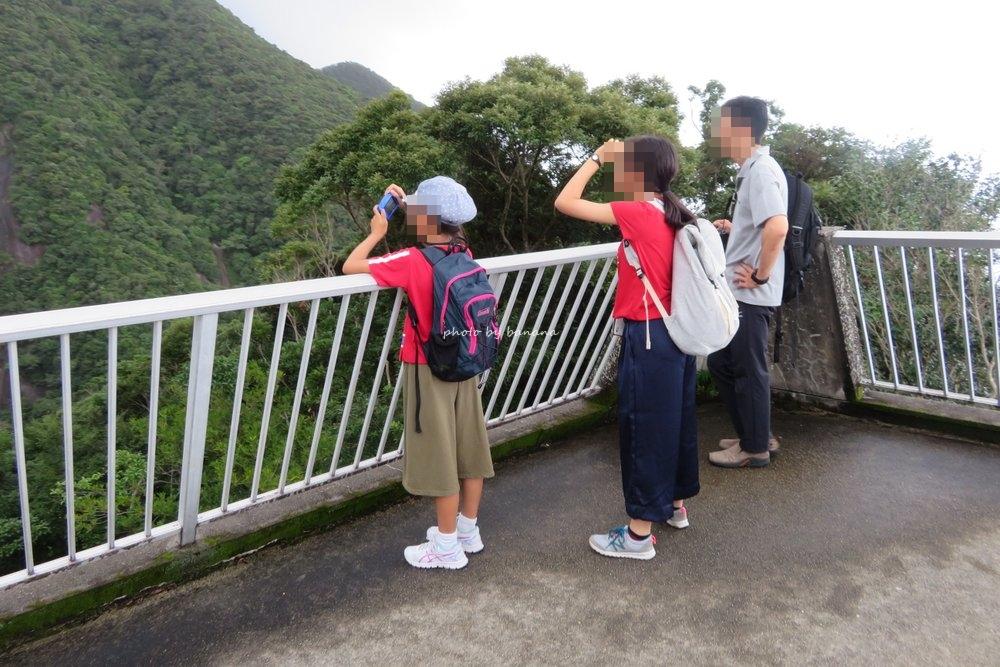 屋久島 千尋の滝 展望台