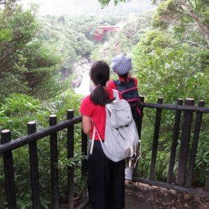 トローキの滝 屋久島
