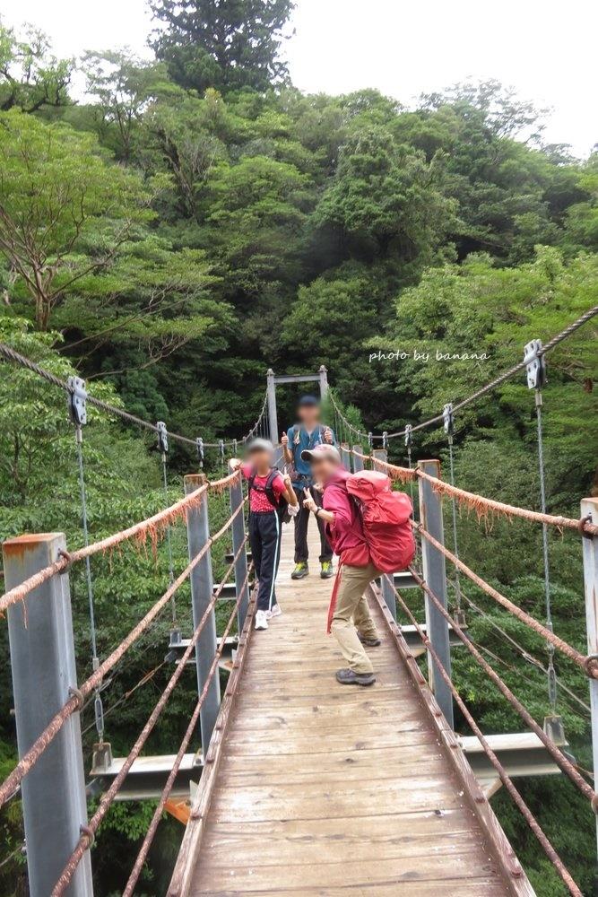 小学生 白谷雲水峡 屋久島 体験ブログ