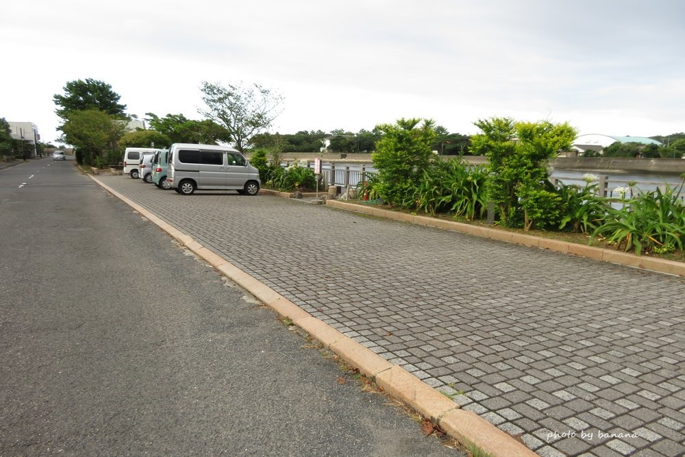 屋久島 宮之浦 若大将 駐車場