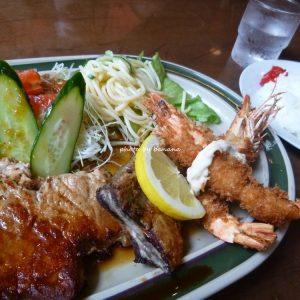 レストランかもがわ 屋久島