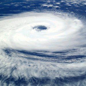台風直撃 やくしま